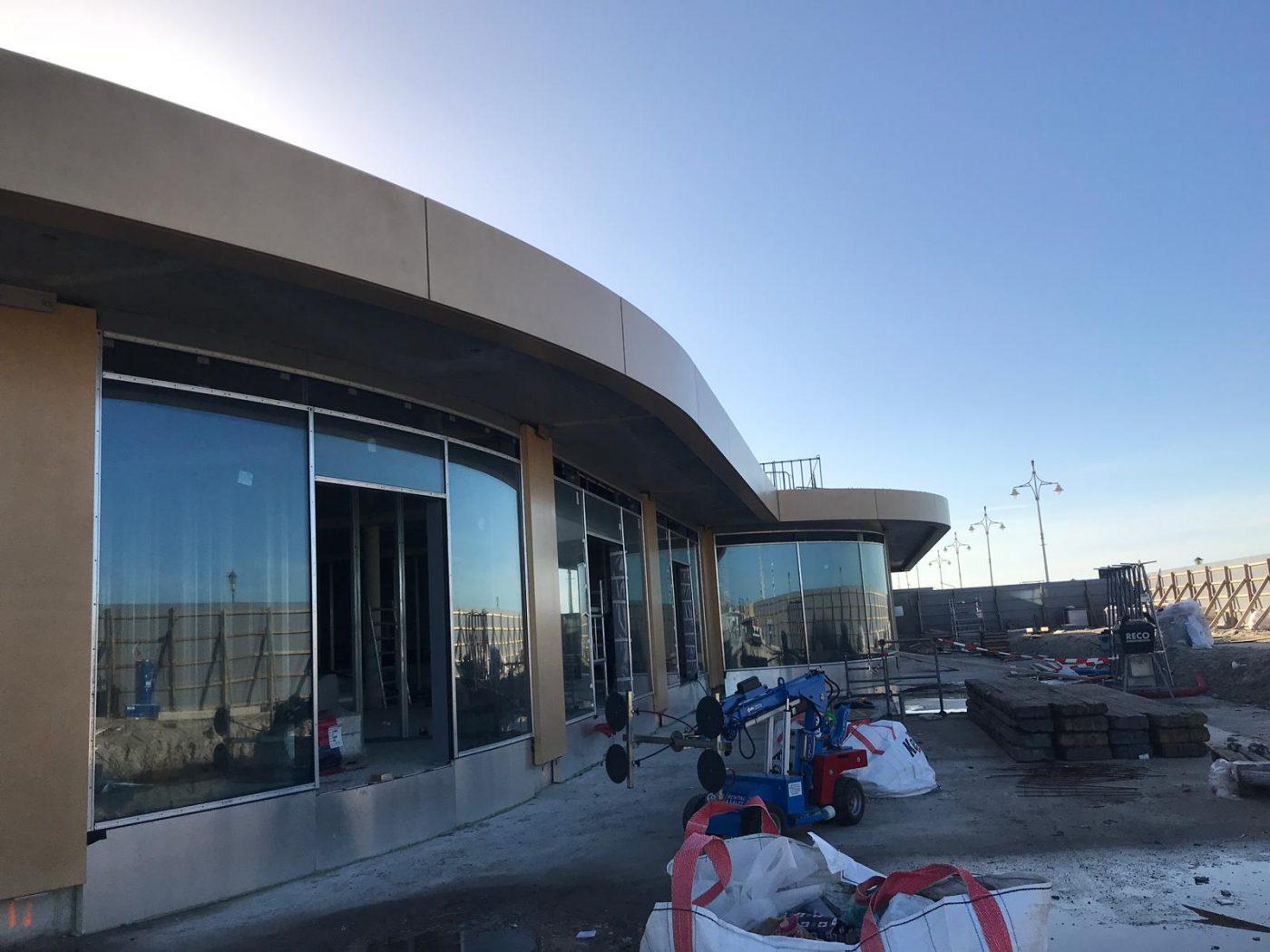 Kuijpers Uitvoering & Advies: montage van architectonische prefab beton 1